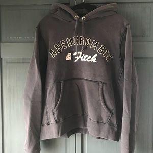 Abercrombie & Fitch Hooded Sweatshirt